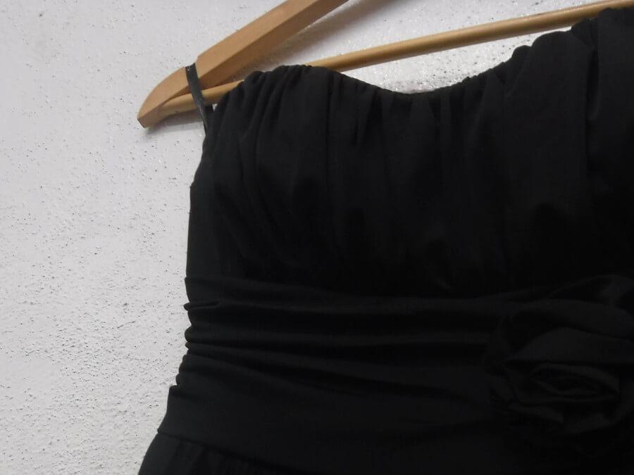 袖の無い服